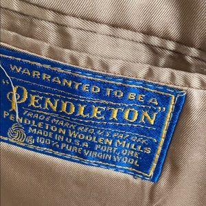 Pendleton Wool Sport Coat